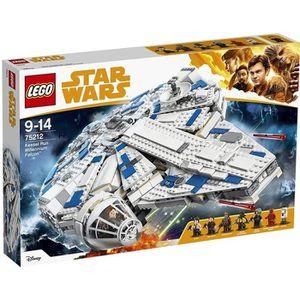 ASSEMBLAGE CONSTRUCTION LEGO® Star Wars™ 75212 Le Faucon Millenium Du Raid