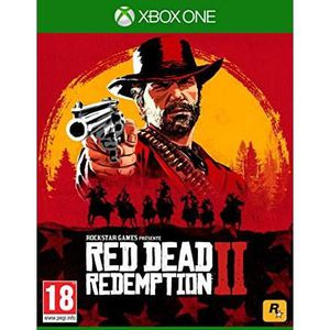 JEU XBOX ONE Red Dead Redemption 2 Xbox One + Xbox live 14 Jour