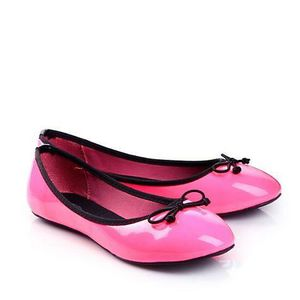 Ballerines BUFFALO rose fluo Rose rose fluo Achat Vente