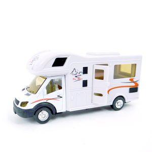 VOITURE À CONSTRUIRE WONDERKIDS - Camping Car 17cm