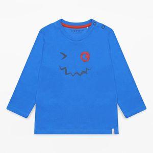 T-SHIRT ESPRIT T-Shirt Bleu Bébé Garçon