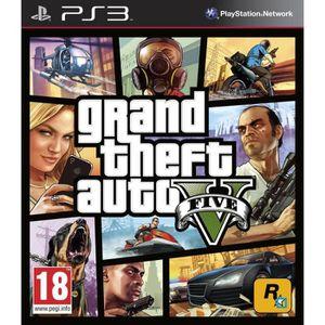 JEU PS3 GTA V [IMPORT ANGLAIS] [JEU PS3]