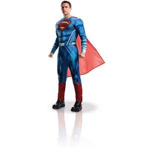 DÉGUISEMENT - PANOPLIE DÉGUISEMENT SUPERMAN ™ MOVIE ADULTE XL