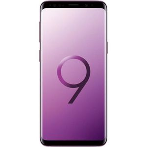 SMARTPHONE Samsung Galaxy S9 64GB Téléphone portable Violet