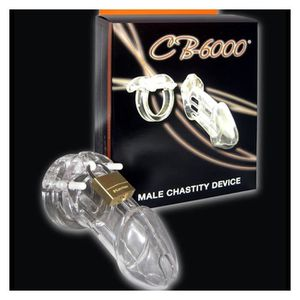 GAINE Cage de chastete homme cb6000 male chastity belt C