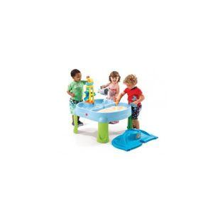 JOUET DE PLAGE STEP2 table jouet en plastique robuste Sand & Wate