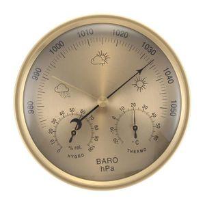 STATION MÉTÉO TEMPSA 3 en 1 Baromètre Thermomètre Humidomètre