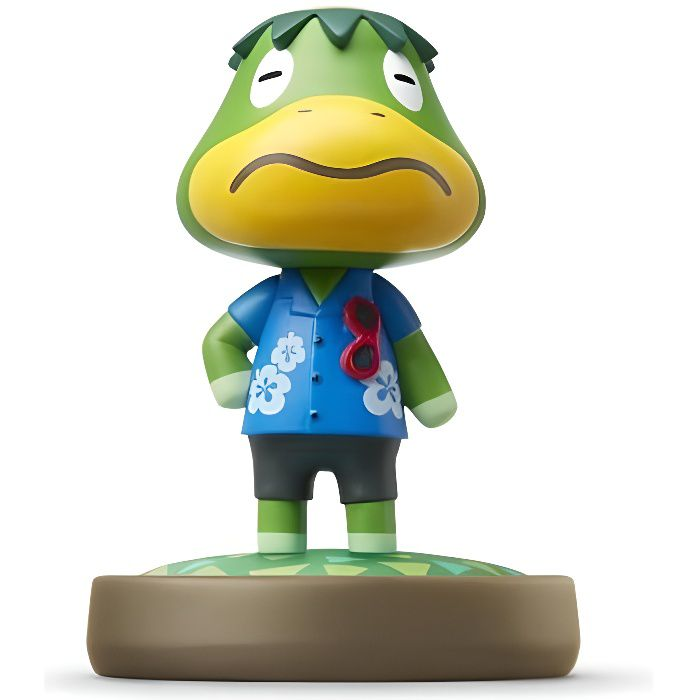 Figurine Amiibo Amiral Collection Animal Crossing