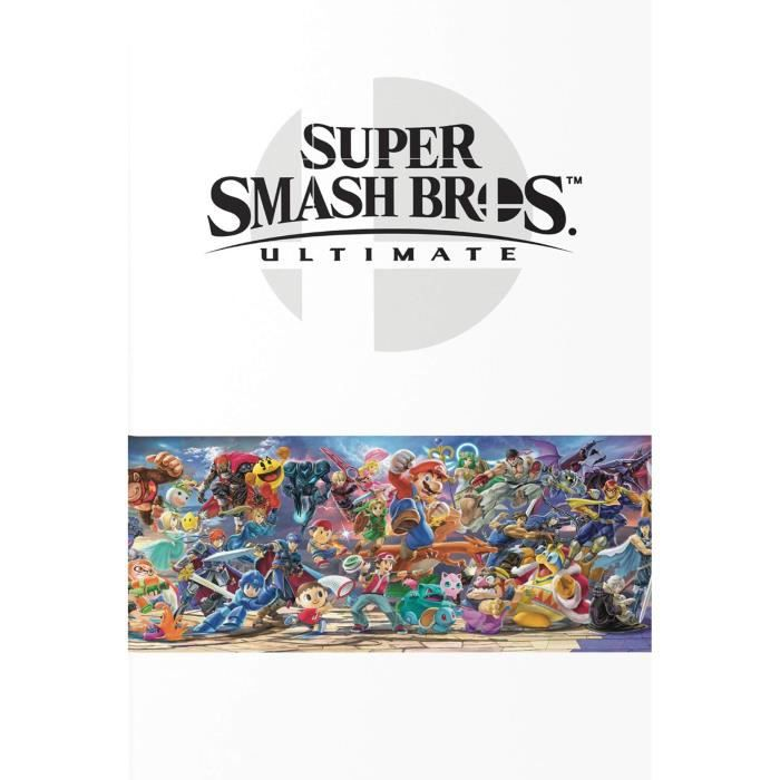 Guide de jeu Super Smash Bros - Edition Collector