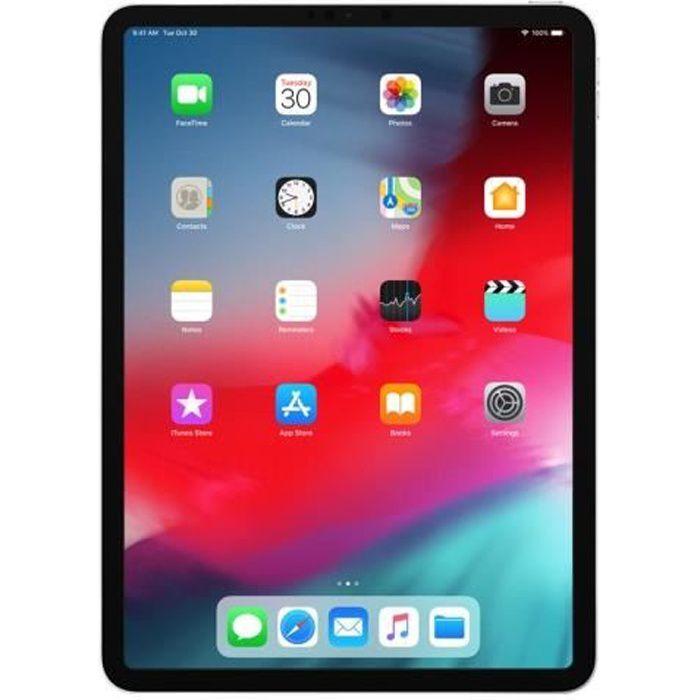 Apple 11-inch iPad Pro Wi-Fi + Cellular Tablette 64 Go 11-...