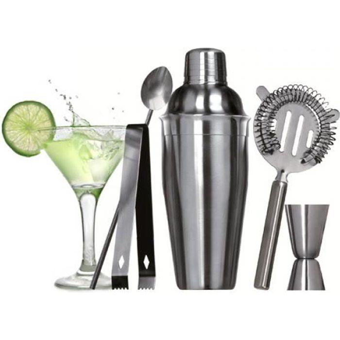 Coffret Cocktail (5 pièces)