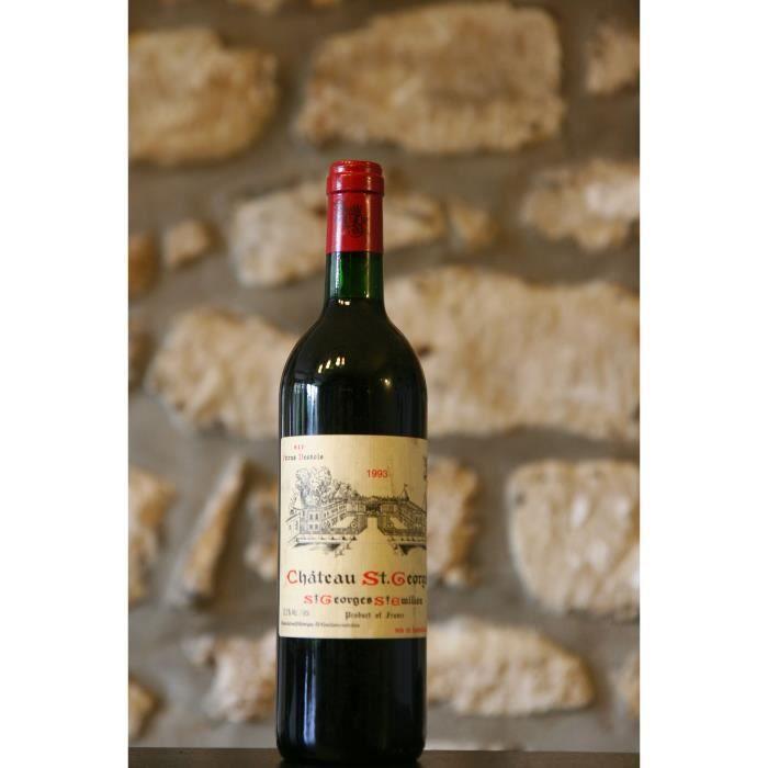 Château Saint Georges 1993 Rouge