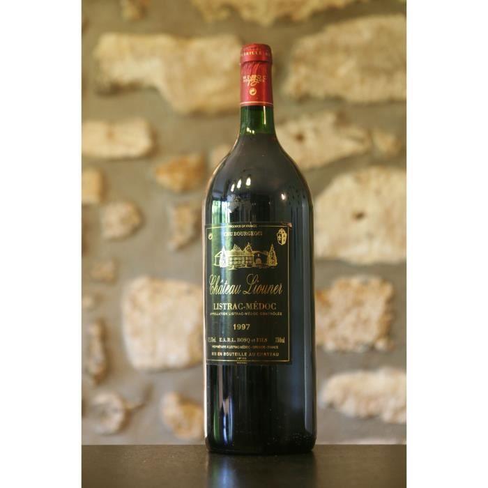 Château Liouner, magnum 1997 Rouge