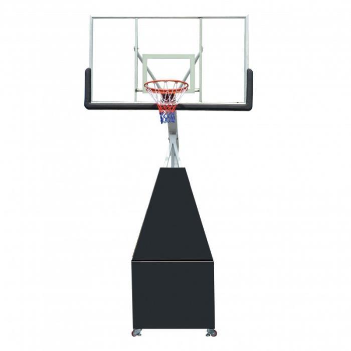 Panier de Basketball sur Pied Mobile et Rétractable -Toronto- Hauteur Réglable jusqu'à 3m05