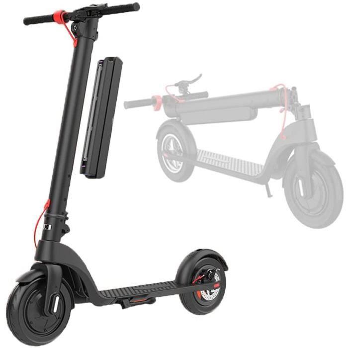 X8 scooter électrique-scooter électrique adulte-scooter électrique-25km-h scooter électrique-scooter électrique[72]