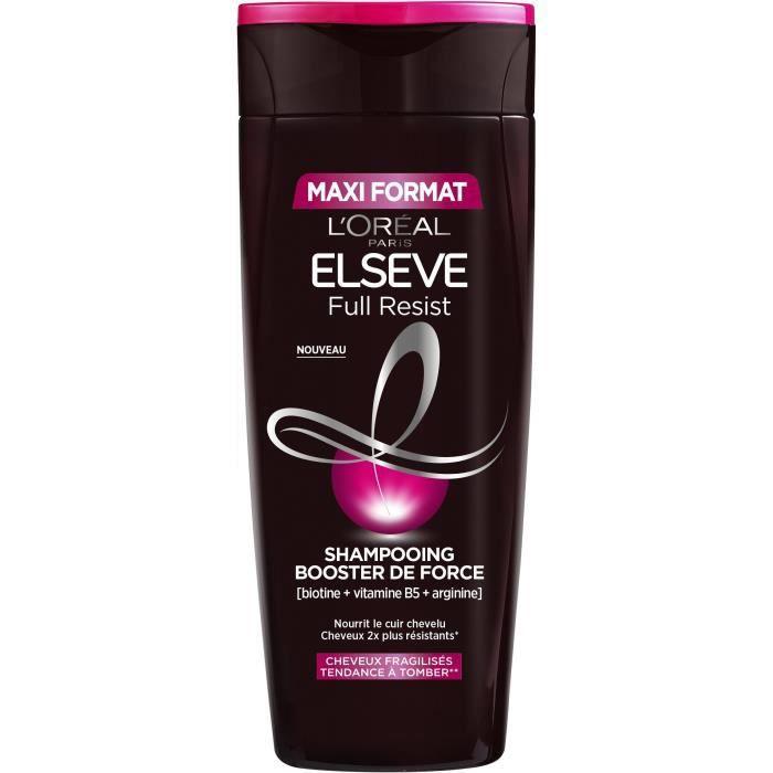 L'Oréal Paris Elseve Full Resist Shampooing Booster de Force 400ml