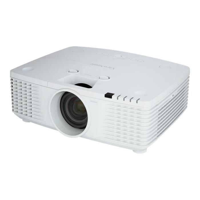 VIEWSONIC Projecteur DLP Pro9800WUL - 5500 lumens - WUXGA (1920 x 1200) - 16:10 - LAN