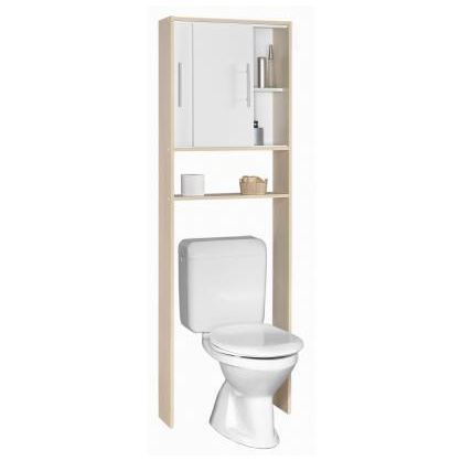placard rangement toilette. Black Bedroom Furniture Sets. Home Design Ideas