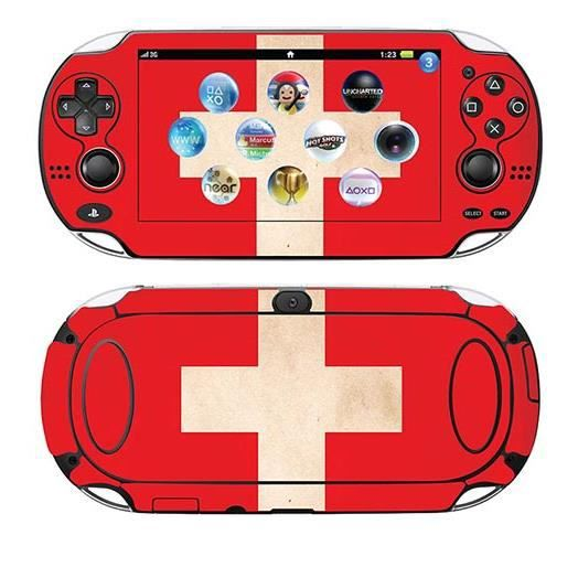 skin stickers pour sony ps vita sticker switzerland. Black Bedroom Furniture Sets. Home Design Ideas