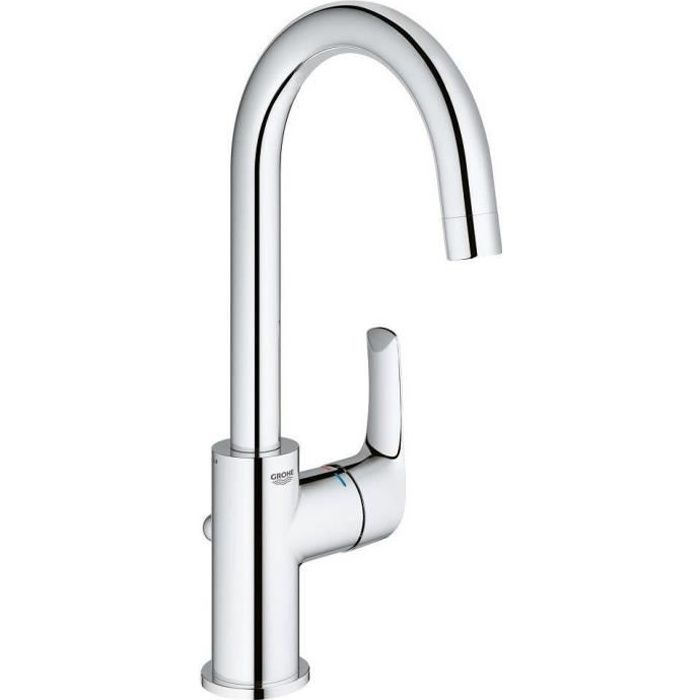 Grohe Robinet Mitigeur Lavabo Eurosmart 23537002 Achat Vente