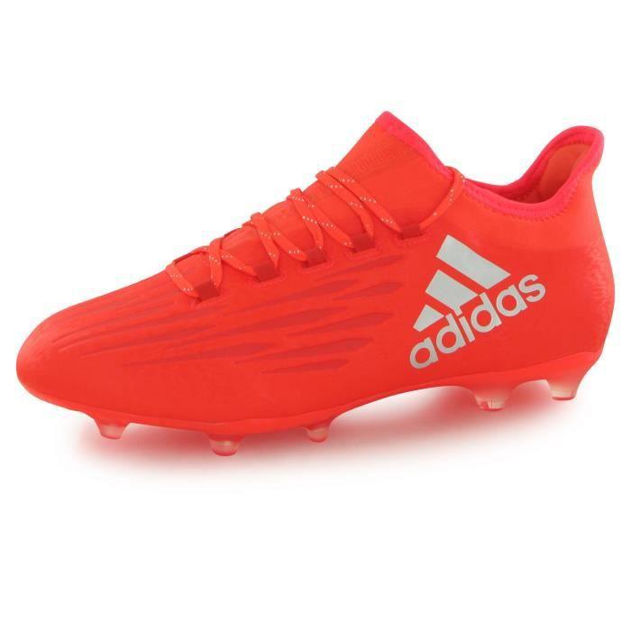 Adidas Performance X 16.2 Fg , chaussures de football homme