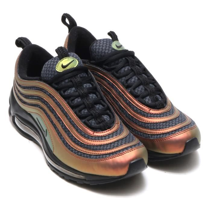 Chaussures de Fitness Homme Nike Air Max 97 Premium Chaussures ...