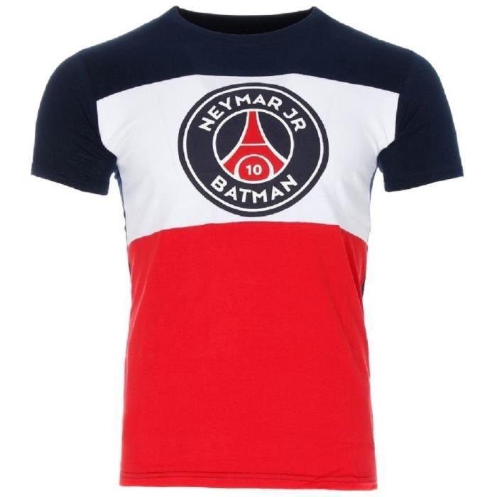 T-SHIRT Tee-shirt PSG DC-CAPBAT-JR BATMAN NEYMAR JR