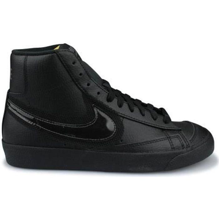 Basket Wmns Nike Blazer Mid'77 Noir Dd0502-001
