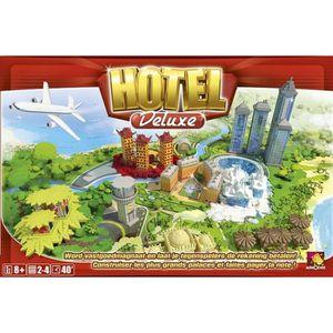 Hotel Tycoon jeu plateau