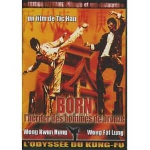 DVD FILM DVD Born l'héritier des hommes de bronze