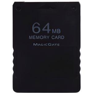 CARTE MÉMOIRE Carte mémoire 64Mb pour PS2
