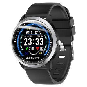 MONTRE CONNECTÉE Montre Connectée, Bluetooth Smartwatch Femmes Homm