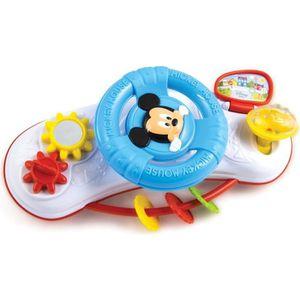 TABLE JOUET D'ACTIVITÉ CLEMENTONI Disney Baby - Volant d'activités Mickey
