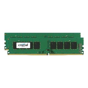 MÉMOIRE RAM Crucial kit 8Go DDR4 CL15    CT2K4G4DFS8213