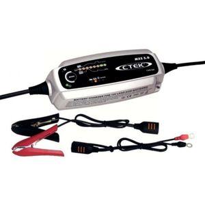 BATTERIE VÉHICULE Chargeur de Batterie CTEK MXS 5.0