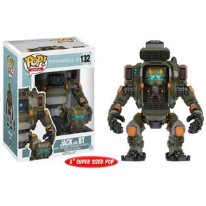 FIGURINE - PERSONNAGE Figurine Funko Pop! Titanfall 2 : Jack and BT
