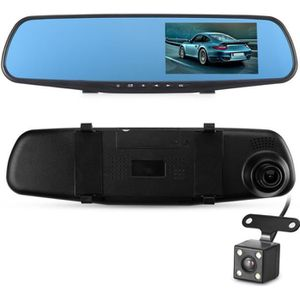 RADAR DE RECUL 1080P Caméras de Voiture Dash Cam Rétroviseur de v