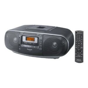 RADIO CD CASSETTE PANASONIC - RXD 55 AEGK