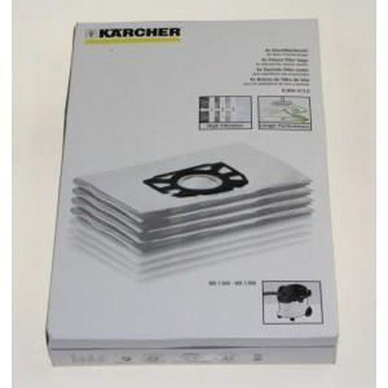 SACHET SAC POUR ASPIRATEUR K/ÄRCHER KARCHER