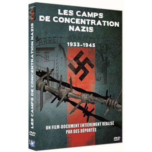 DVD Les camps de concentrations