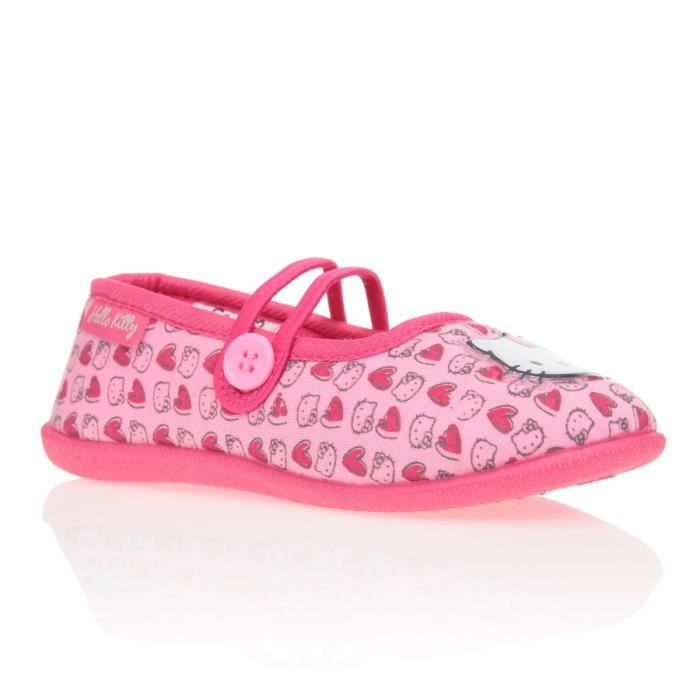 CHAUSSON - PANTOUFLE HELLO KITTY Chaussons Roia Enfant Fille