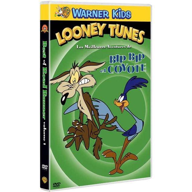 DVD Bip bip et coyote : les meilleurs aventures