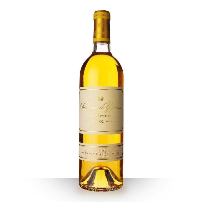 Château d'Yquem 2002 AOC Sauternes - 75cl - Vin Blanc