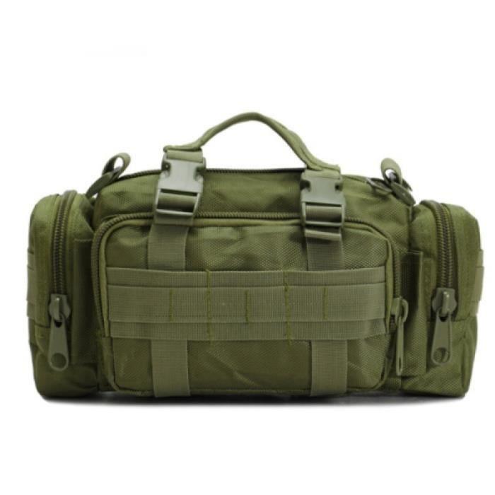Sac De Sport - Sac de ceinture tactique de taille molle tactique militaire en plein air / Cyclisme pêche de camping ou randonnée