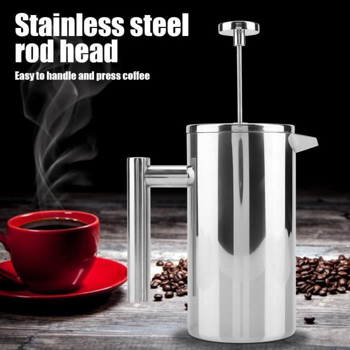 Machine à café à dosettes , Autonome, Cafetière à dosette, Dosette de café,(Argent) -YEA