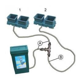 AutoPot kit complet 4 pots Easy2Grow + 1 réserv…
