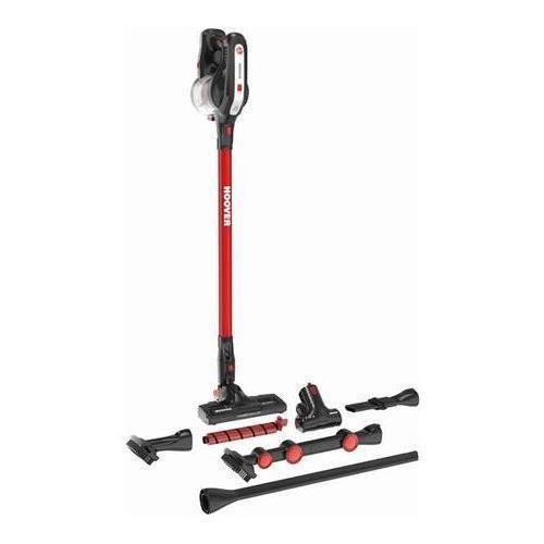 Hoover L'aspirateur sans fil multifonction H-FREE 200 HF222RXL Rouge - 8016361999213