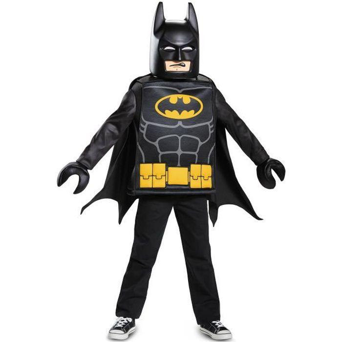 Déguisement classique Batman LEGO movie 7/8 ans