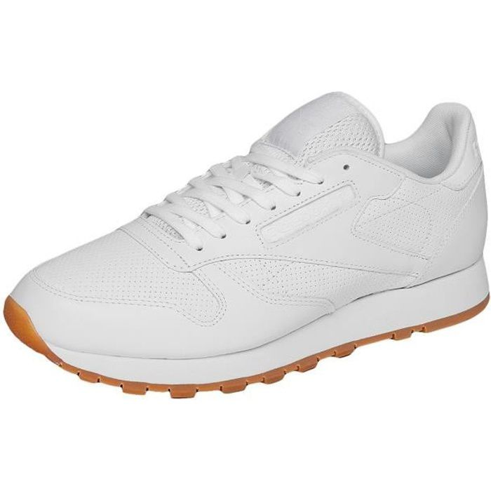 Reebok Homme Chaussures / Baskets Classic Leather PG