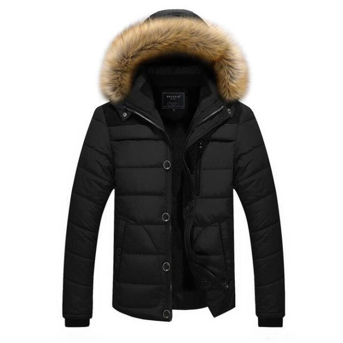noir manteau